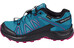 Salomon XA Centor GTX Running Shoes Women Tahitian Tide/Deep Lagoon/Sangria